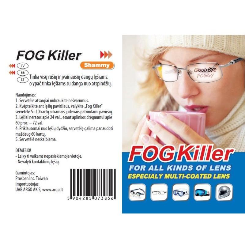 """Servetėlė """"FOG Killer"""" [AFC/PB] [AFC/PB]"""