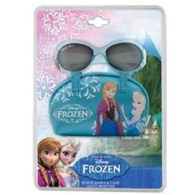 Akiniai nuo saulės + dėklas Disney [Frozen pack]