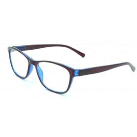 SKAITYMO AKINIAI ELEGANT [ER6378+3,0 blue]